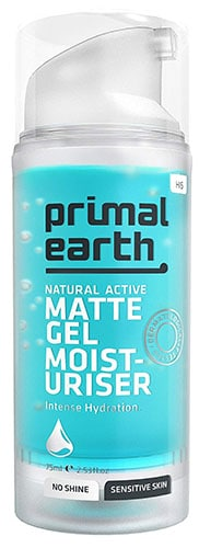 Primal Earth Matte Gel Moisturizer