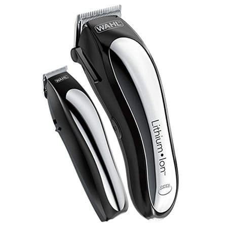 wahl lithium ion body clippers