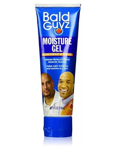 best moisturizer for bald heads