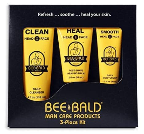 bee bald 3 piece kit