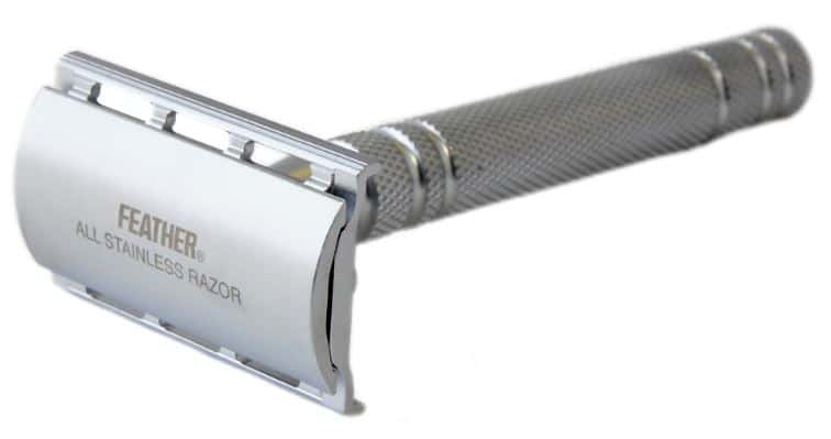 Feather Double-Edge Razor